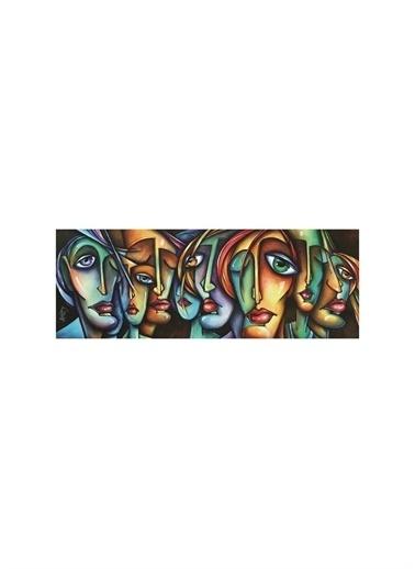 Art Puzzle Art Puzzle Panorama Hüznü Paylaşanlar 1000 Parça Puzzle Renksiz